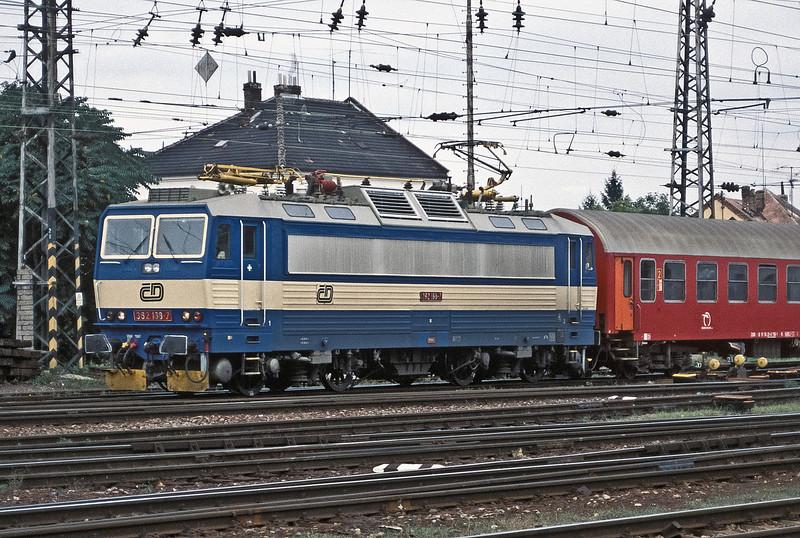 CD 362-168 Bratislava H S 21 September 2005