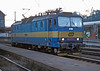 CD 363-072 runs through Praha Hlavni light engine on 22 September 2005