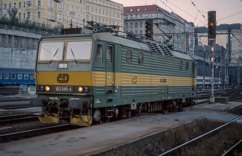 CD 163-085 Praha Hlavni 22 September 2005