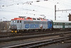 A view of the other end of CD 363-039 showing the different treatment of the livery at Brno Hlavni Nadrazi on 6 November 2006