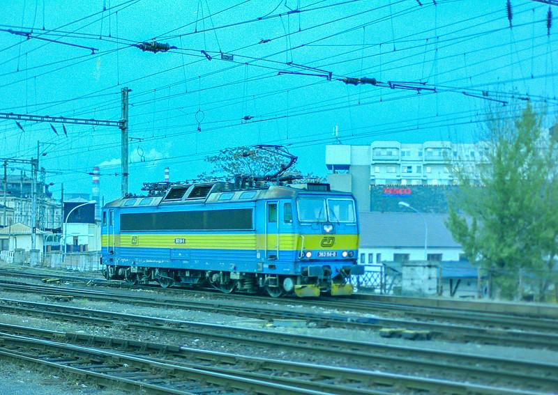 CD 363-114 Brno H.N. 7 November 2006