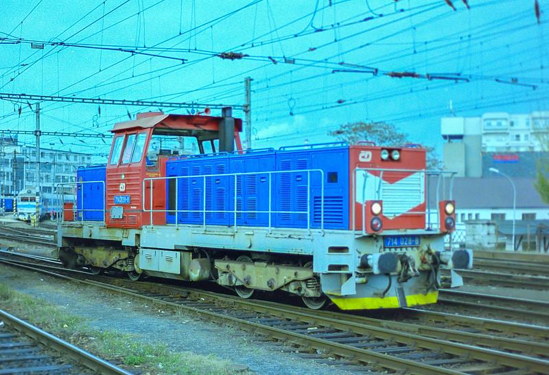 CD 714-028 Brno H.N. 7 November 2006
