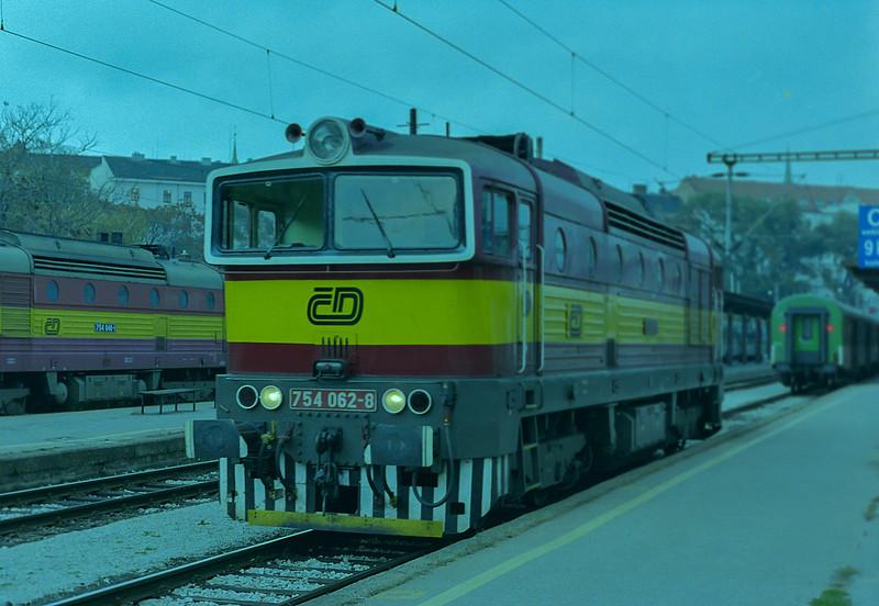 CD 754-062 Brno H.N. 7 November 2006