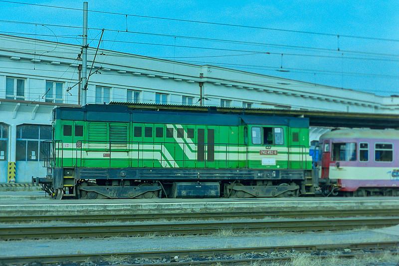 CD 742-452 Breclav 7 November 2006