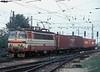 230-061 runs into Bratislava HS on 10 October 2007