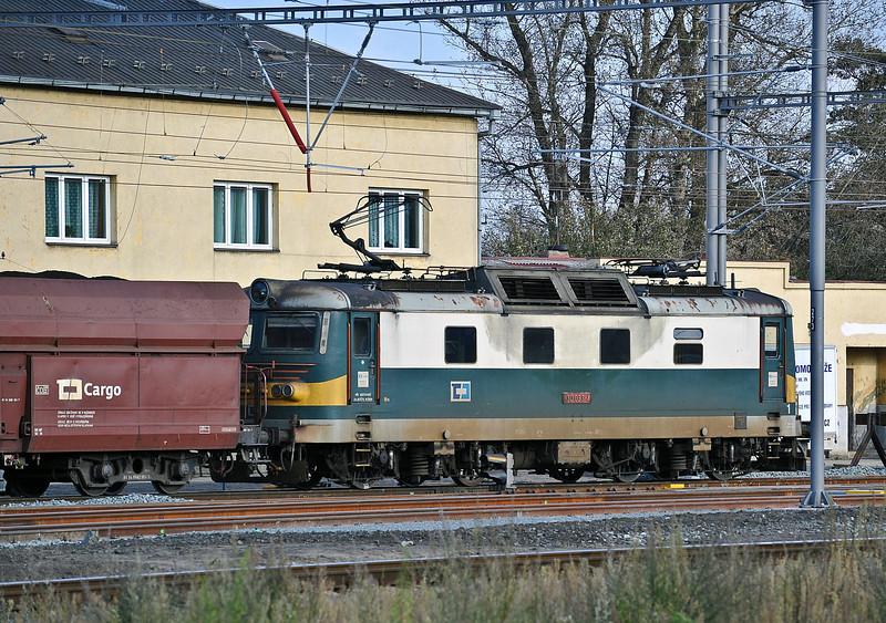 CD Cargo 130-033 at Kolin on 23 October 2010