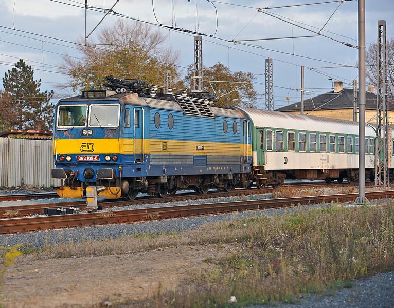 CD 363-109 at Kolin on 23 October 2010
