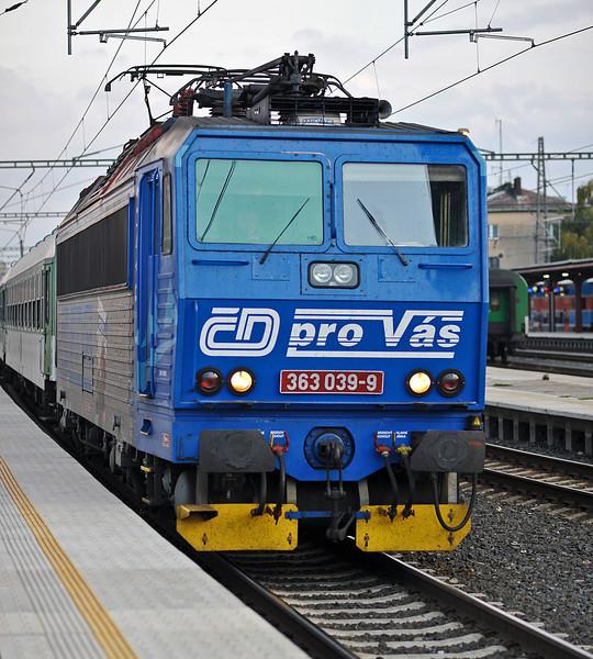 CD 363-039 gets away from Kolin on 23 October 2010