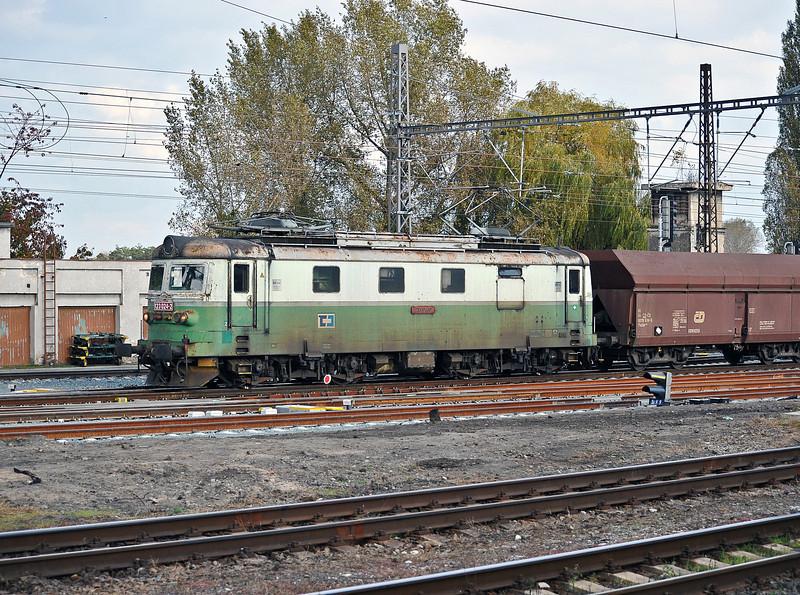 CD Cargo 123-024 at Kolin on 23 October 2010