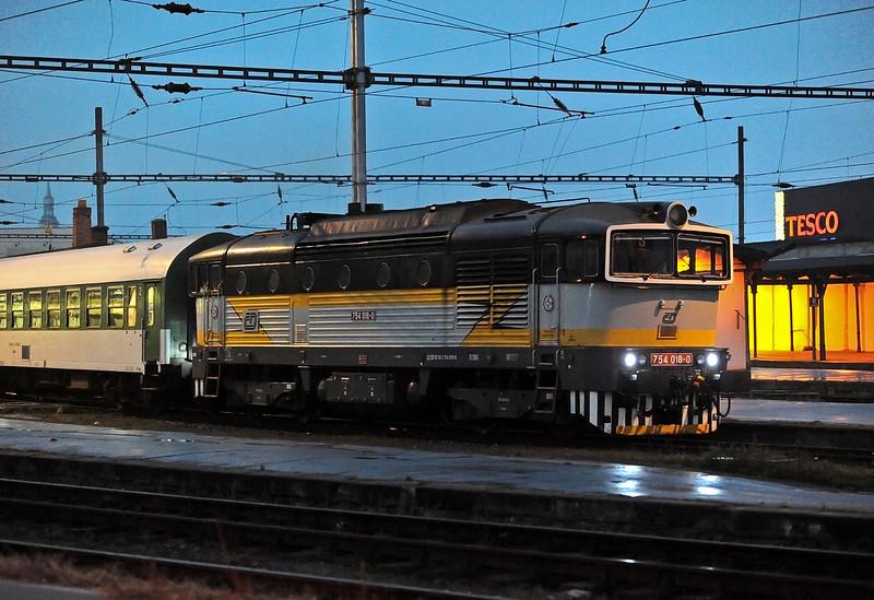CD 754-018 at Brno on 24 October 2010