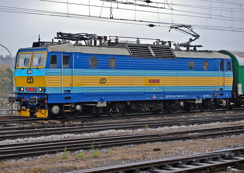 CD 362-163 at Brno on 24 October 2010