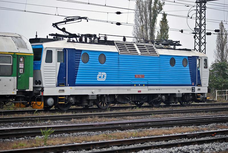 CD 363-160 at Brno on 24 October 2010