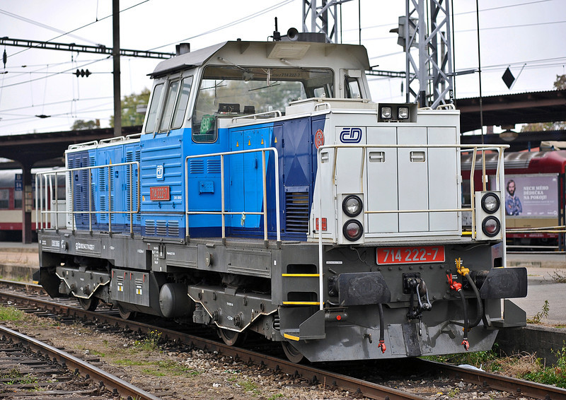 Station pilot at Brno on 24 October 2010 was CD 714-222