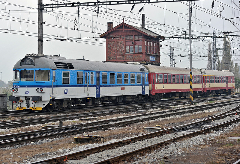 CD 854-203 at Brno on 24 October 2010