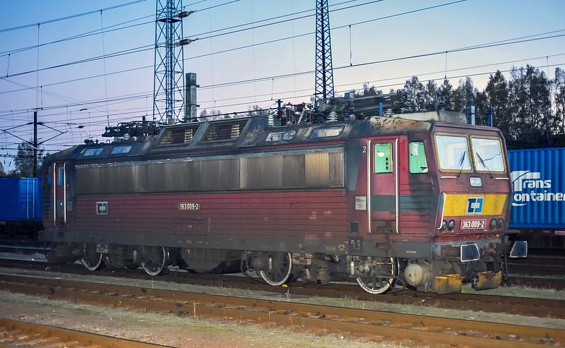 CD 363-009 Ceske Trebova 26 October 2010