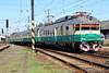 CD 460-079, looking freshly repainted, arrives as an ECS service