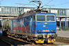 CD Cargo 363-015 in special livery at Ostrava on 28 September 2011