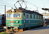 CD Cargo returns to Ostrava on 28 September 2011 as a light engine working having left its train in the nearby yard