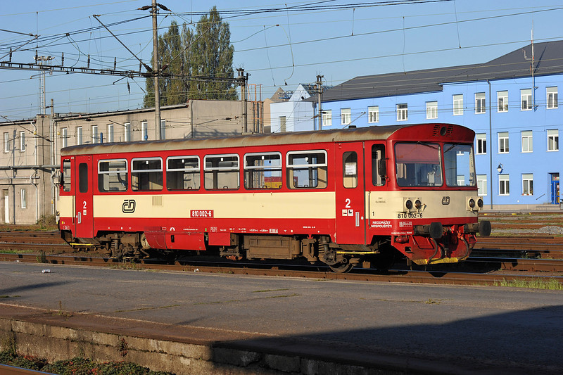 CD 810-002 at Ostrava on 30 September 2011