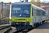 Arriva 845-001 Kralupy nad Vltavou 21 October 2013