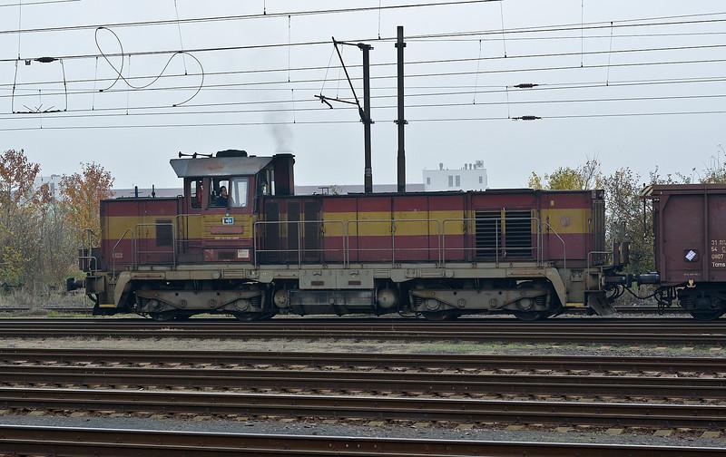 CD 731-018 Chomutov 22 October 2013