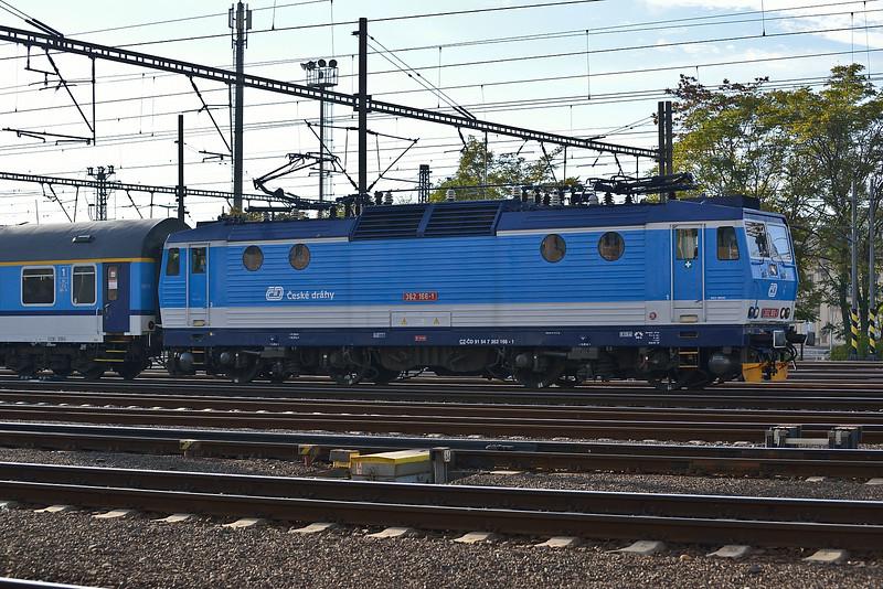 CD 362-166 Praha HN 19 October 2013
