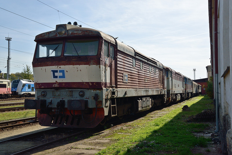 CD 749-251 Ceske Budejovice 20 October 2013