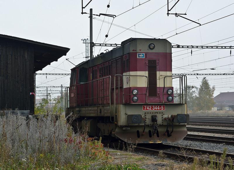 CD 742-344 Chomutov 22 October 2013