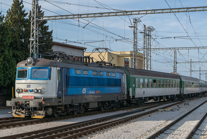 CD 242-269 Ceske Budejovice 20 October 2013