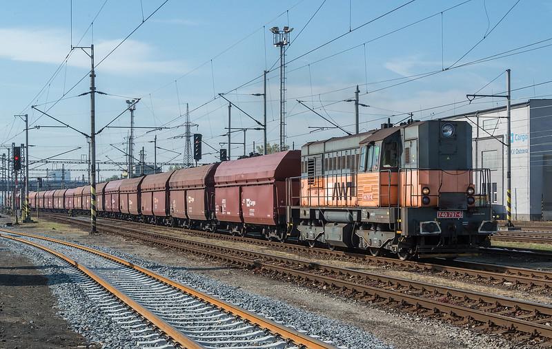 AWT 740-797  7 October 2019