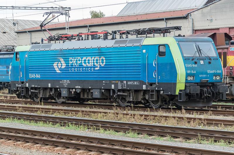 PKP EU45-846 Břeclav
