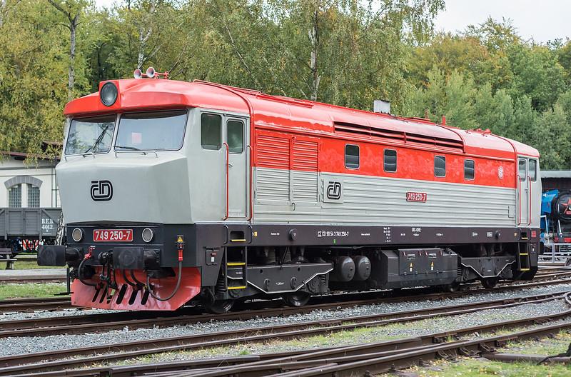 749-250 Lužná u Rakovníka