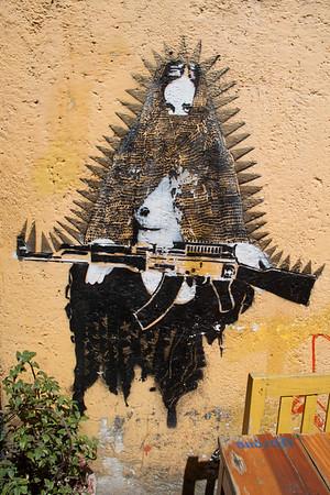 Street art - Oaxaca
