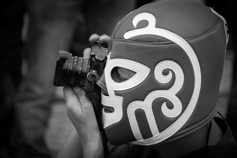 Fotógrafo de lucha libre