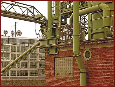 Medienhafen Düsseldorf 2008