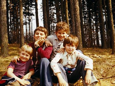 Bezstarostné dětství (1979) Light-hearted childhood (1979)