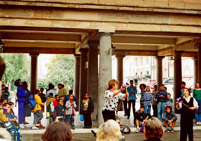 London Covent Garden 1993