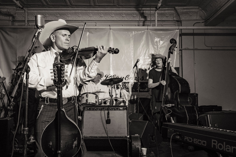 Bob Wills'TexasPlayboys Greenville, Tx. 2018