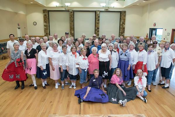 McKinney Seniors Soc Hop Dance