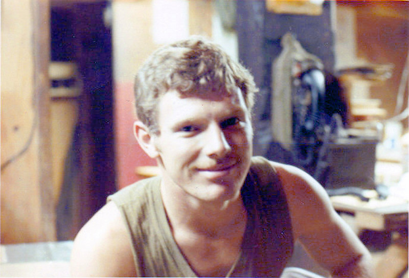 Doug Furman D Battery 6/11th Artillery