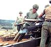 Gun 4 LZ Uptight 1968 Elliott in Background, Williams Loading