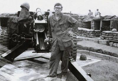 D Battery 1968-1969 Bob Corsi Photos