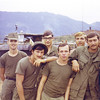 Group late 70<br /> Back Row:  Sgt. Black, Dave Roles, Knick<br /> Front Row: Carl Corley, Mike Simpson, Bob Desin