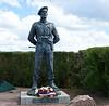 Remembering...Brigadier Lord Lovat, Sword Beach, Ouistreham, Normandy, 8 June 2019