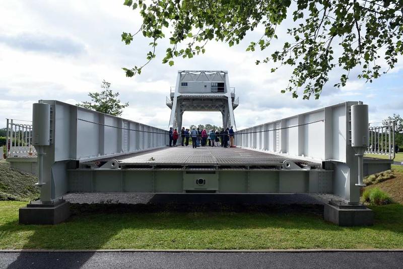 Pegasus Bridge, Pegasus Memorial, Ranville, Normandy, 8 June 2019 4.