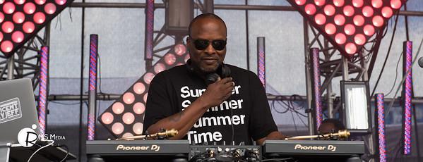 DJ JAZZY JEFF | Phillips Backyard Weekender 2016 | Victoria BC