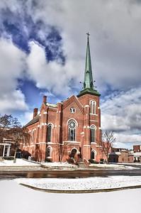 St. Paul's United Methodist Church, Defiance, Ohio