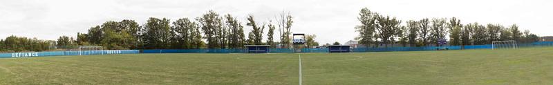 Soccer Field Panorama