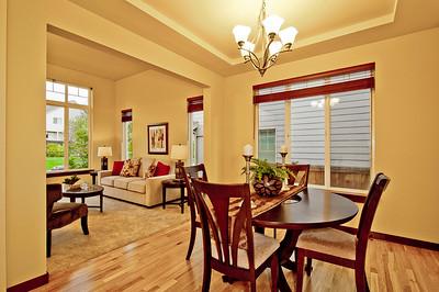 dining room living room
