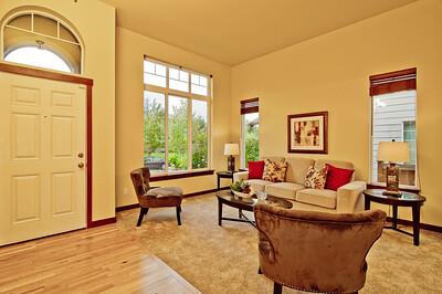 foyer living room